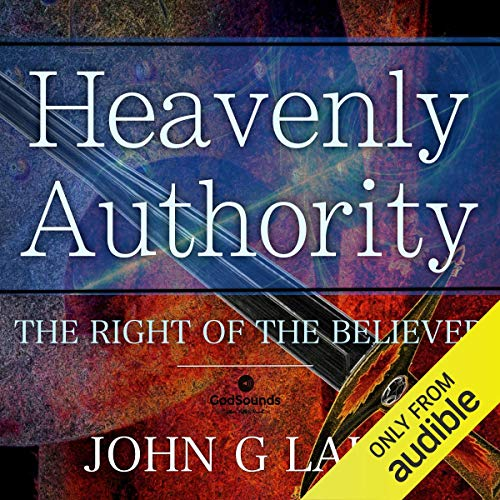 Couverture de Heavenly Authority