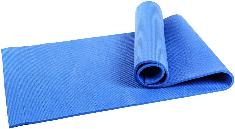 Yoga-Matten, verdicken rutschfeste Fitness-Matte weich Komfortabel Umweltschutz Multifunktions-Yoga-Matte Gute Elastizitt