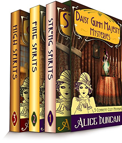 The Daisy Gumm Majesty Boxset (Three Complete Cozy Mystery Novels in One): Historical Mystery (Daisy Gumm Majesty Mystery Book 1)