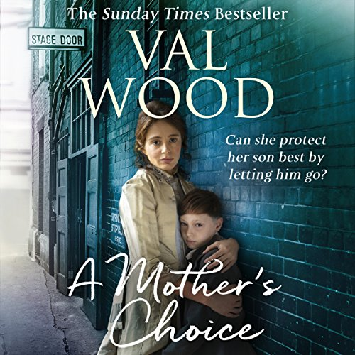 A Mother's Choice audiobook cover art