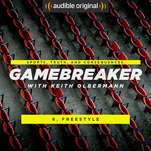 Ep. 6: Freestyler (Gamebreaker) audiobook cover art