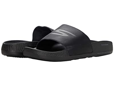 SKECHERS Go Hyper Slide (Black) Men