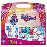 Play-Doh Dohvinci DreamWorks Trolls Poppy's - Kit de Manualidades