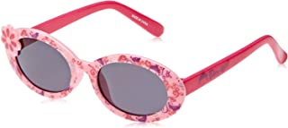 TFL 72232-Bpink Oval Girl's Sunglasses, Baby Pink