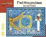 Paul Heussenstamm Isis and Osiris 300-Piece Jigsaw Puzzle Jk049