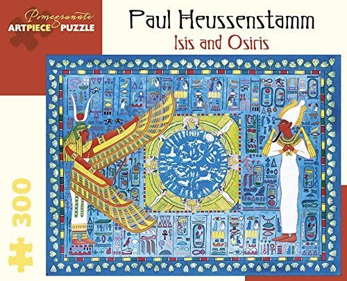 Paul Heussenstamm Isis and Osiris 300-Piece Jigsaw Puzzle