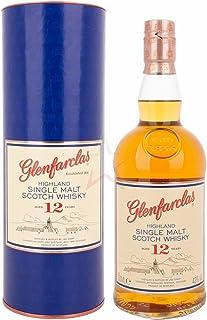 Glenfarclas 12 Years Old Highland Single Malt Scotch Whisky 43,00% 0,70 Liter