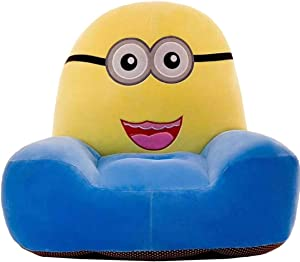 AXHSYZM Children's Sofa Cartoon Lazy Sofa Cute Baby Seat Kindergarten Birthday Activity Gift,02,50cm
