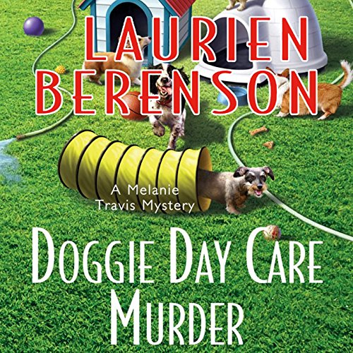 Doggie Day Care Murder audiobook cover art