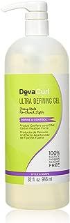 DevaCurl Ultra Defining Hair Gel, 32 Fl Oz (Pack of 1)