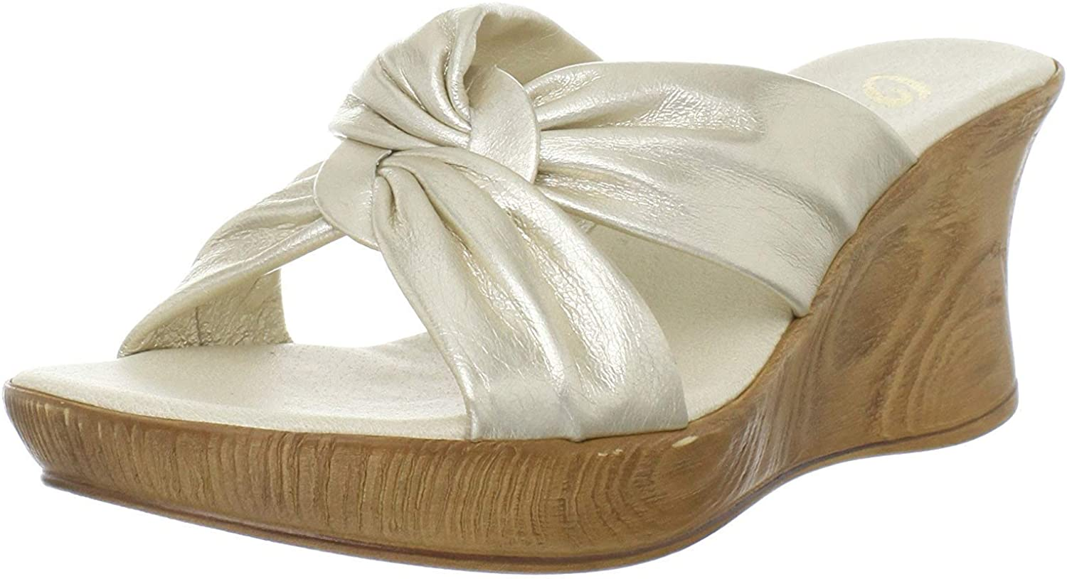 Onex Women's Puffy Animer and price revision Wedge Max 65% OFF Sandal