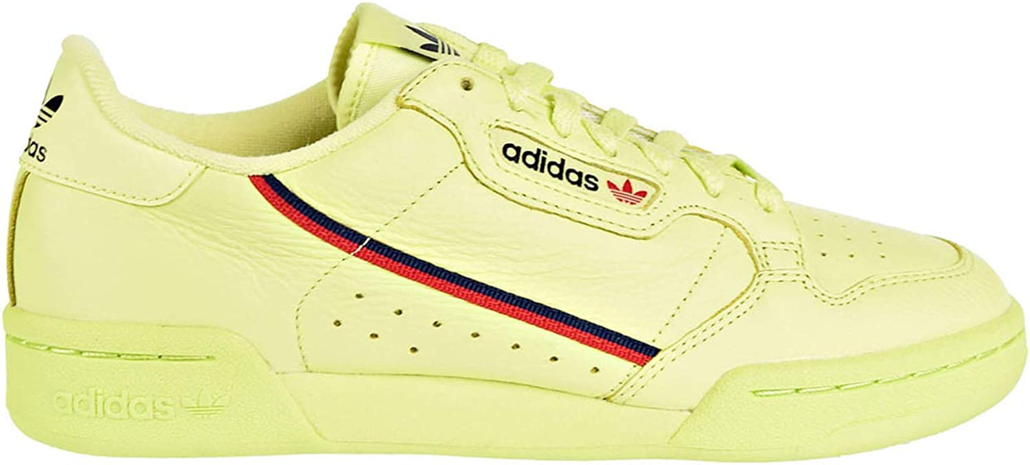 Adidas Continental 80 Men's shoes Semi Frozen Yellow Scarlet b41675