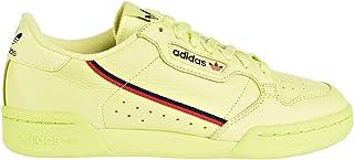 adidas Continental 80 Men's Shoes Semi Frozen Yellow/Scarlet b41675