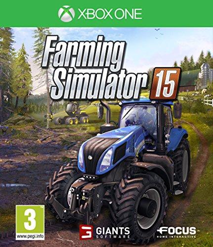 Farming Simulator 2015 [Importación Italiana]