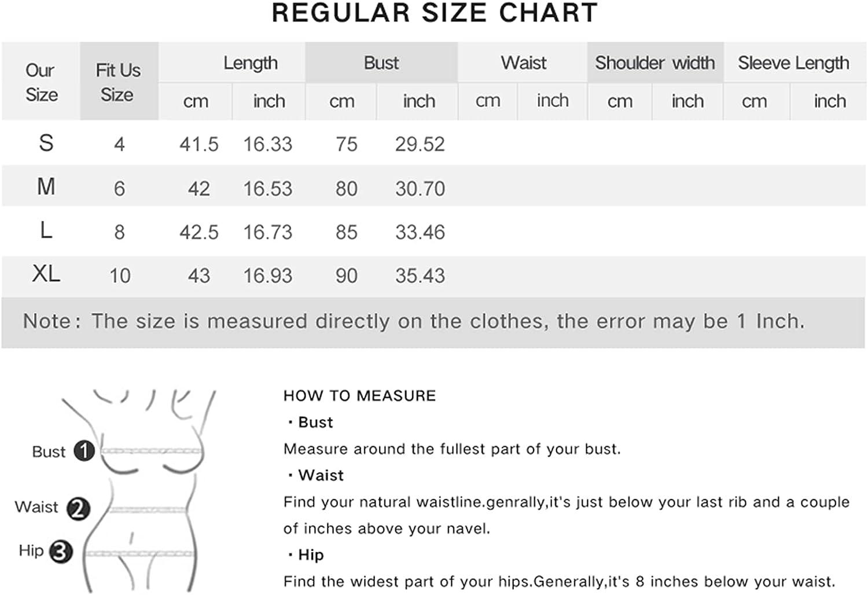 YODNBUK Women's Basic Cami Tank Ribbed Knit Crop Tank Tops Sleeveless Casual Vest