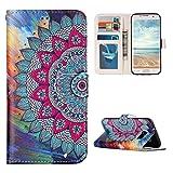 Rosa Schleife Coque Samsung Galaxy S7 Edge Cuir Cas, Etui Galaxy S7 Edge G935...