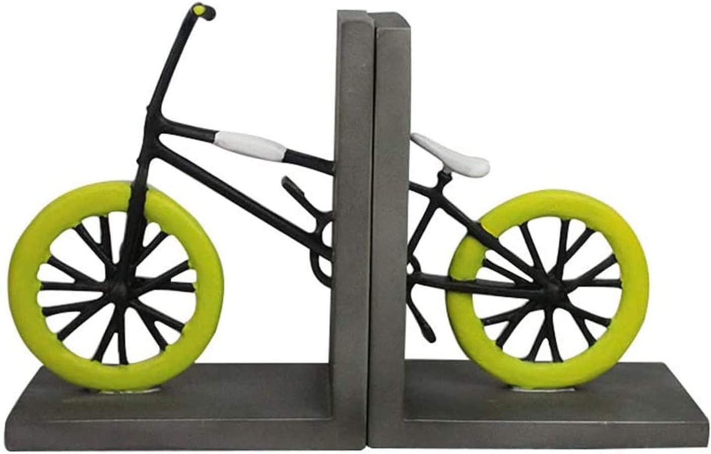 ZLQBHJ Bookend Bicycle bookend Booken Office Bookends wholesale Oklahoma City Mall Decorative