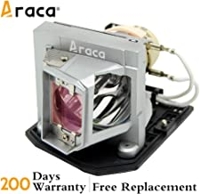 Araca BL-FU240A /SP.8RU01GC01 Projector Lamp with Housing for Optoma DH1011 EH300 HD25-LV HD131X HD2500 HD30 HD30B HD25 HD25-LV-WHD Projector