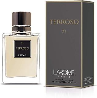 Perfume de Hombre TERROSO by LAROME (31M) 100 ml