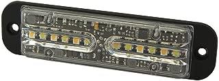 Ecco ED3702AC Light, SAE Class I, Multi Mount, Amber/Clear