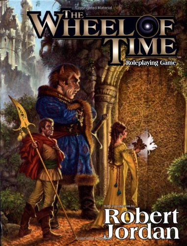 The Wheel of Time Roleplaying Game (d20 3.0 Fantasy Roleplaying)