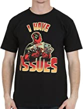 Deadpool I Have Issues T-Shirt Small