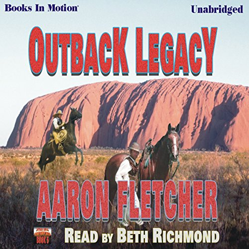 Outback Legacy audiobook cover art
