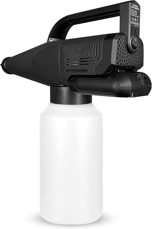 Max 67% OFF Medd Max specialty shop Cordless Handheld Electrostatic Atomi Machine Fogger –