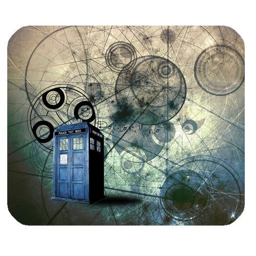 Exclusive design from 8888 - Doctor Who Movie & TV Customized Rectangle Mousepad Dalek To Victory - 8.57.10.2 inches -