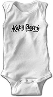 LarryGThatcher Baby Katy Perry Sleeveless 0-24 Months Infantile Suit