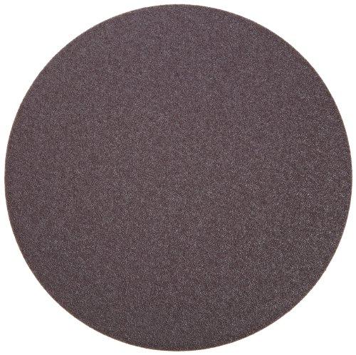 Norton Metalite R228 PSA Disc, Cotton Backing, Pressure Sensitive Adhesive, Aluminum Oxide, 12