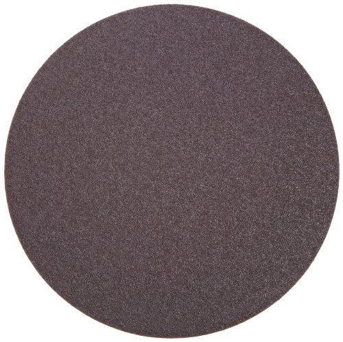 Norton Metalite R228 PSA Disc, Cotton Backing, Pressure Sensitive Adhesive, Aluminum Oxide, 12