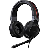 Acer NHW820 Over-Ear Wired Gaming Headphones (Black)