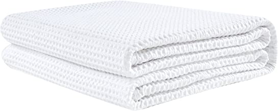 Best white waffle bed linen Reviews