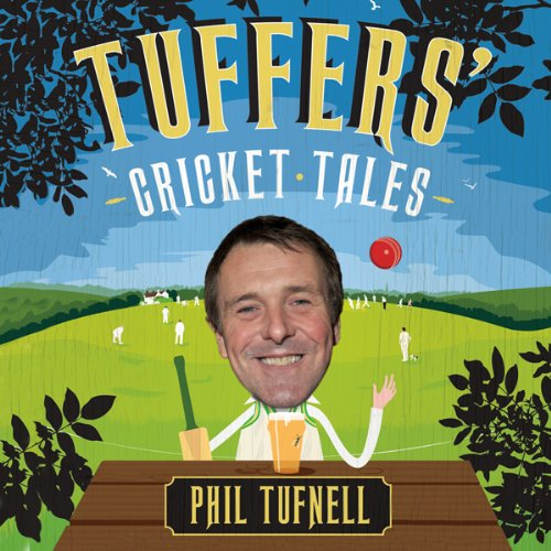 Tuffers' Cricket Tales audiobook cover art