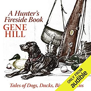 A Hunter's Fireside Book audiobook cover art