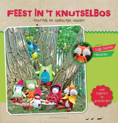Feest in t knutselbos: knuffels en cadeautjes naaien