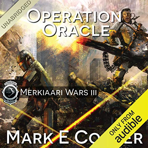 Operation Oracle cover art