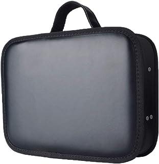 کیف ابزار برش مو Goldwheat کیف لوازم آرایش برای وسایل برش مو کیت آرایش اصلاح کننده ریش ذخیره ساز کوچک