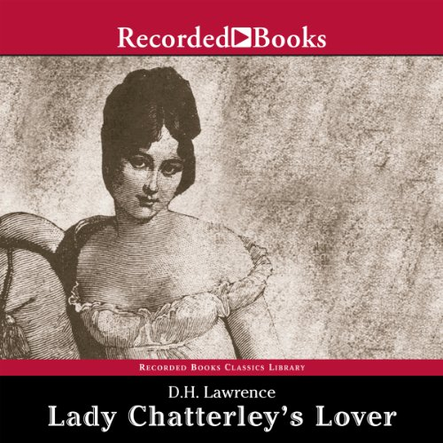 『Lady Chatterley's Lover』のカバーアート