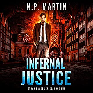 Infernal Justice cover art