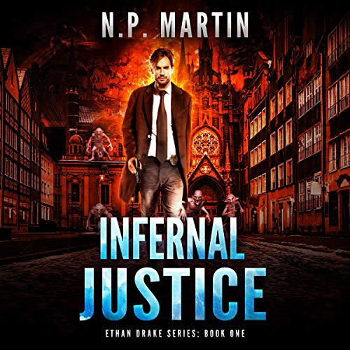 『Infernal Justice』のカバーアート