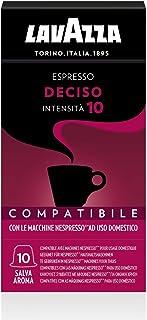 Lavazza Cápsulas de Café Compatibles Nespresso Espresso