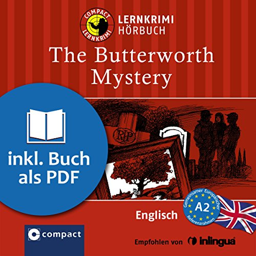 The Butterworth Mystery Titelbild