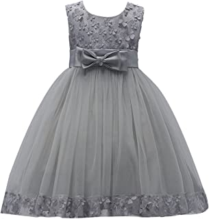 79462710478 2-10T Big Little Girl Ball Gown Short Lace Flower Tulle Prom Dresses for  Wedding