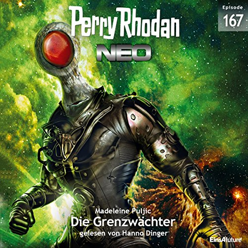 Die Grenzwächter audiobook cover art