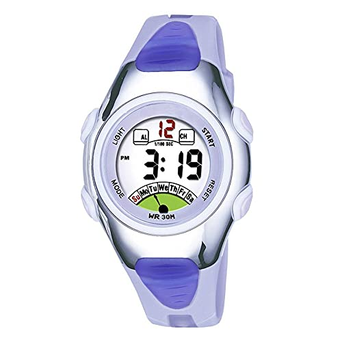 Gentle Boy Girl Wrist Watch Simple Thin Sports Silicone Digital Bracelet Led Watches Fitness Watch For Children Sport Watches Children's Watches