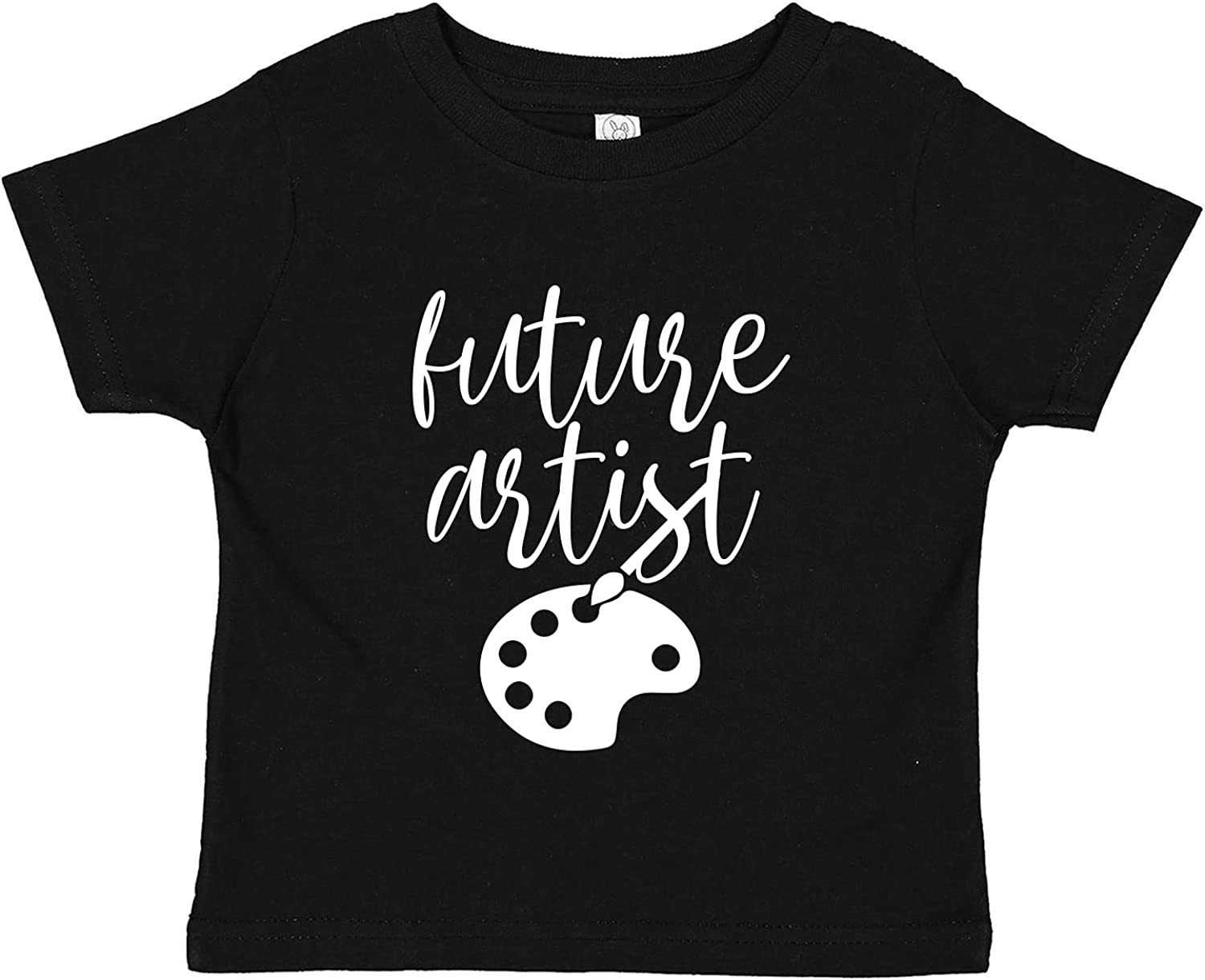 Tees & Tails Future Artist Baby Tee Shirt Assorted Colors (6M 12M 18M 24M)