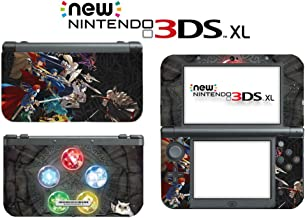 Fire Emblem Warriors Musou RPG Chrom Video Game Vinyl Decal Skin Sticker Cover for the New Nintendo 3DS XL LL 2015 System Console