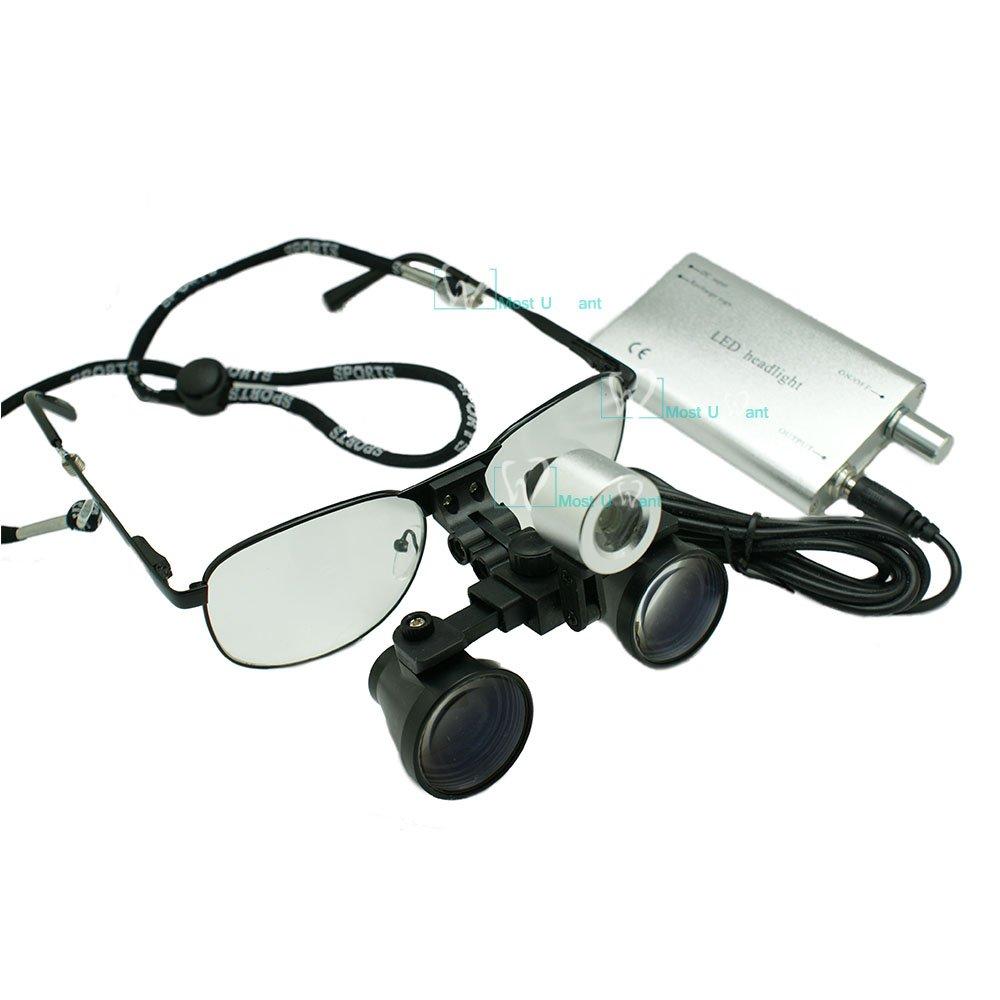Dental Lab Surgical Medical Binocular Eye Loupe Ampli Glass 3.5X Limited Special Very popular Price